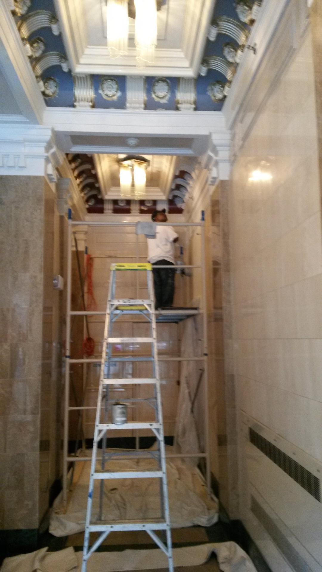 plaster historical decretive restoration