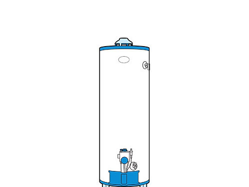Electric WaterHeater Replacement (50 gal)