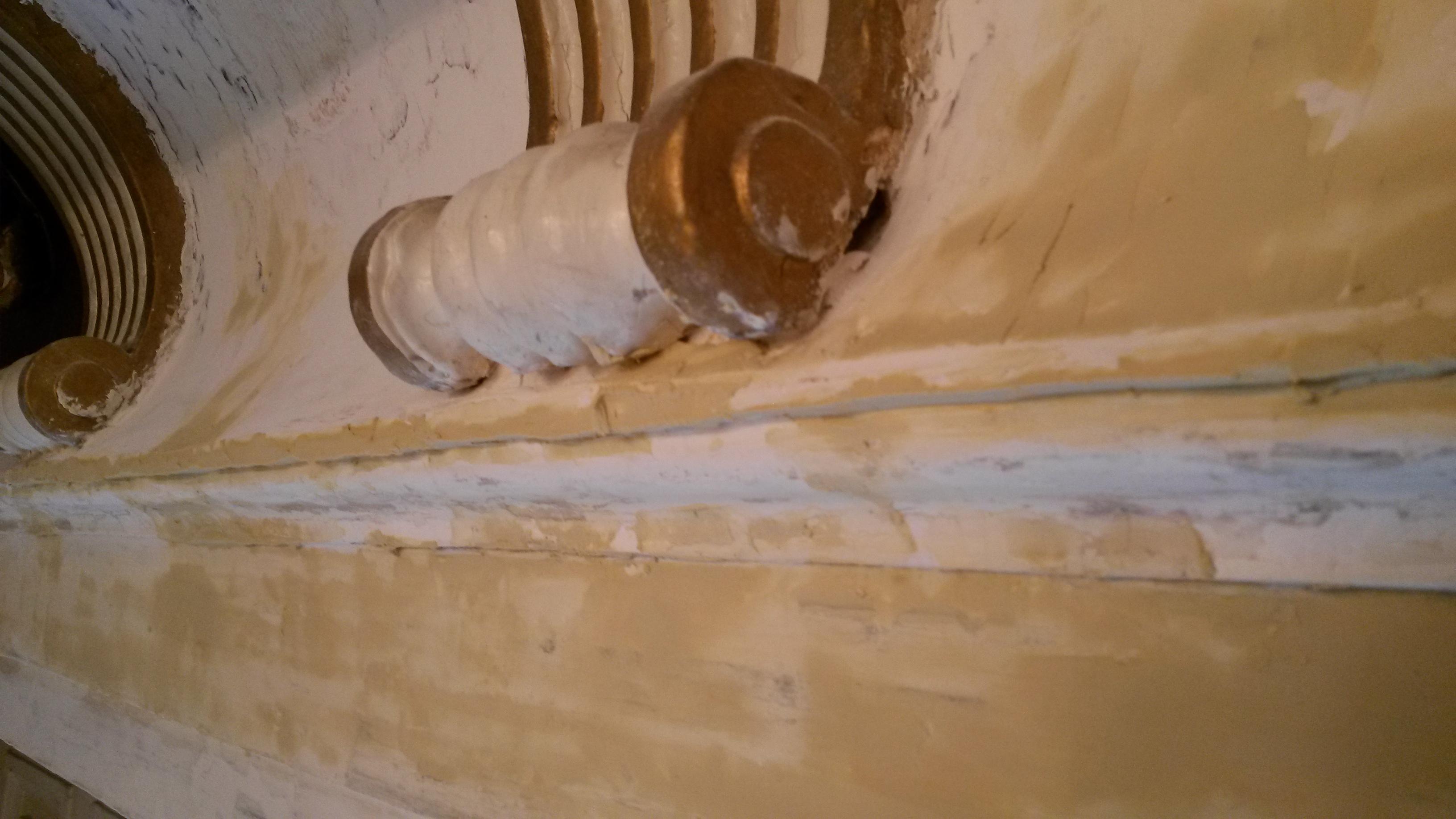 historical plaster restoration