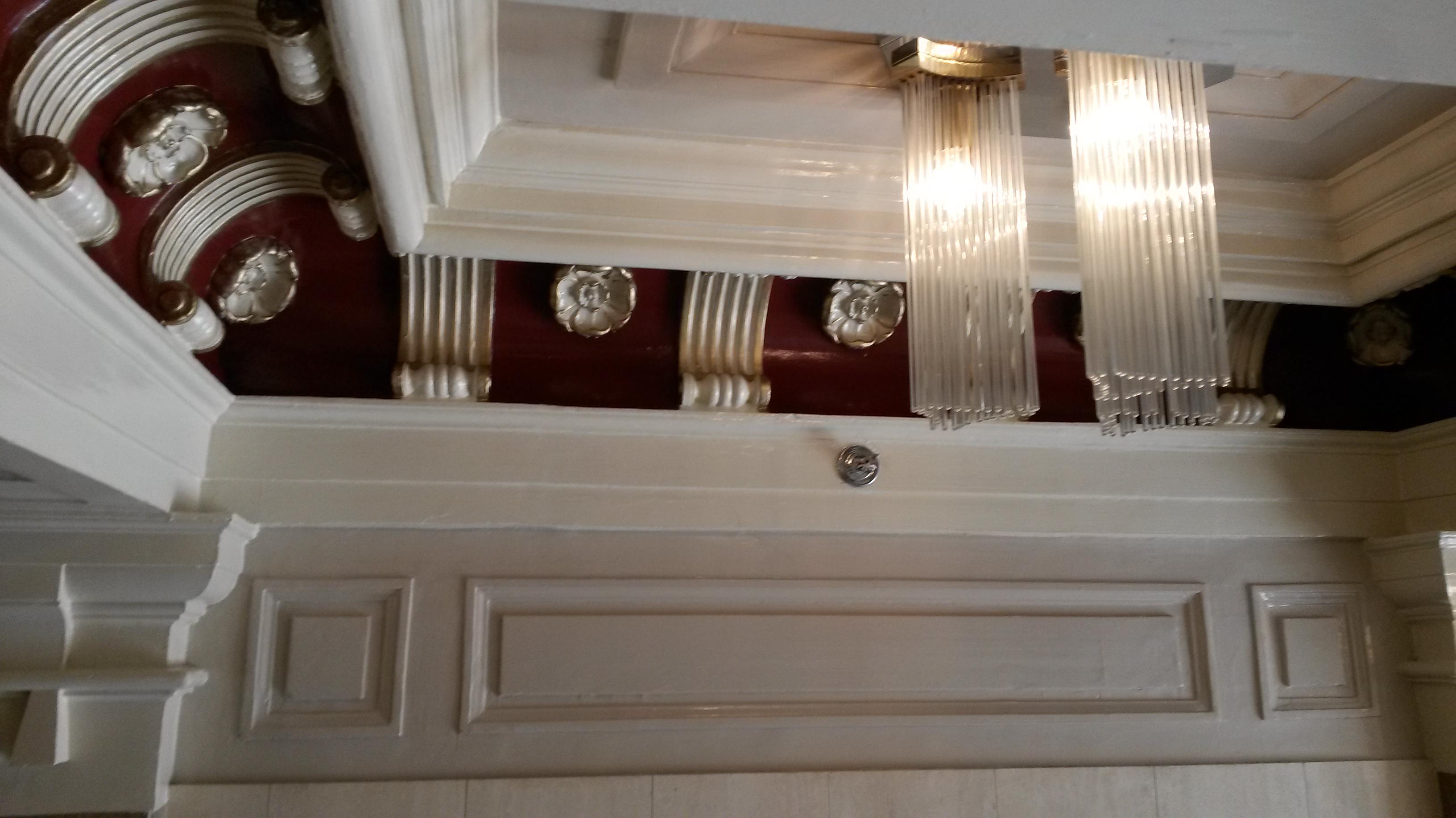 plaster ceiling restoration