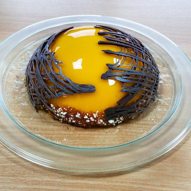 YET ANOTHER ENTREMET