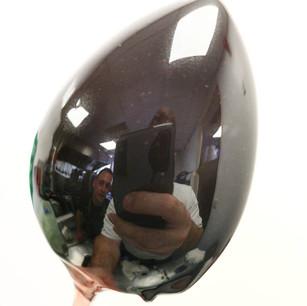 Black Mirror Glaze