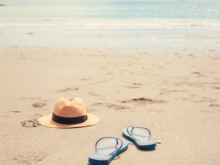 6月の海は最高に綺麗です