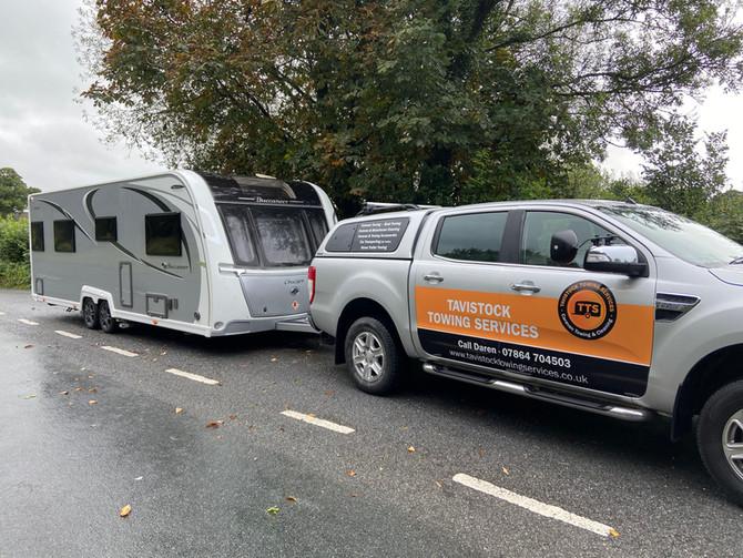 New caravan purchased.