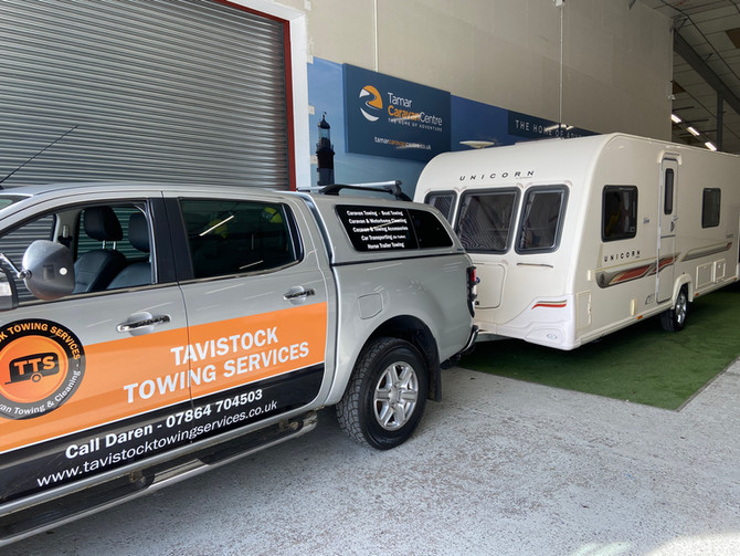 Another Collection from Tamar Caravans