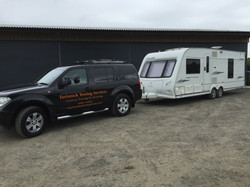Twin Axle to take to Somerset
