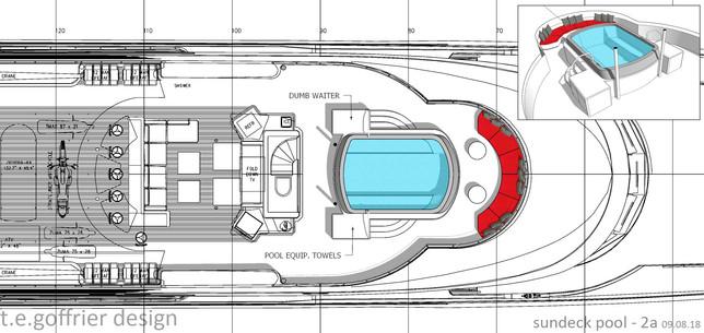 Westport - Sundeck Pool Design