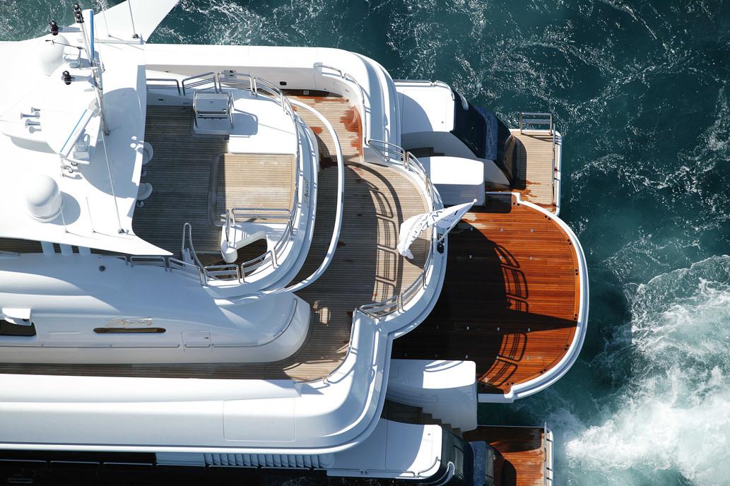 New Zealand Yachts - 33m
