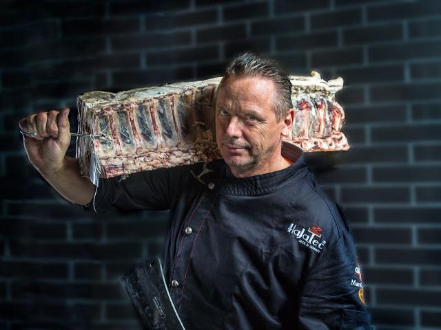 Josh Jabs Goldhorn Beefclub