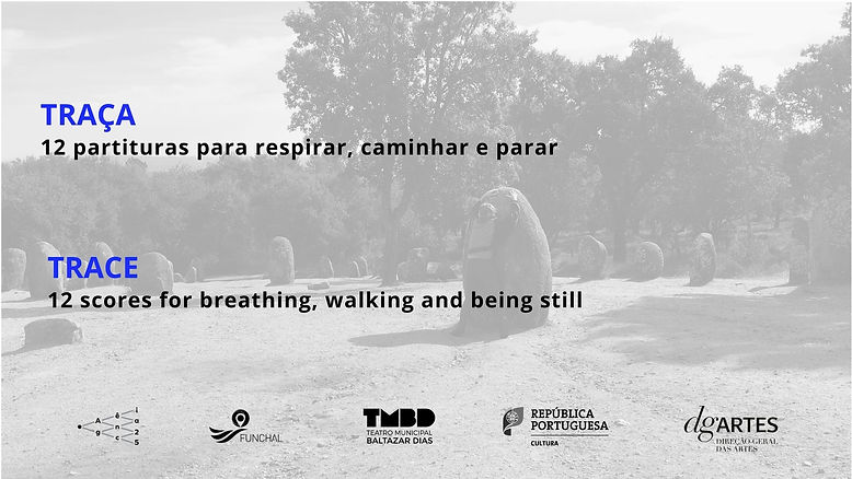 TRAÇA _ 12 partituras para respirar, ca