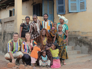 Djalo Family -  a doc about Djalo an african traveller