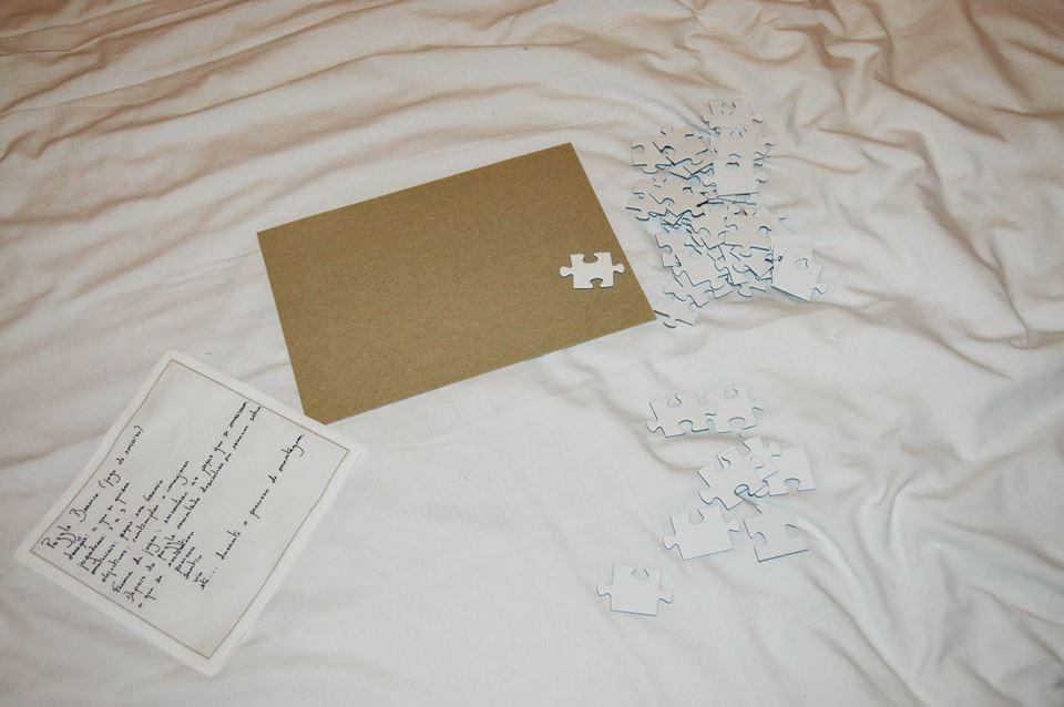 puzzle em branco - jogos contemplativos; blank puzzle - contemplative games