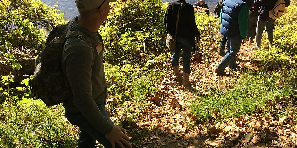 Start SINGing: Spirituality in Nature Leaders' Workshop