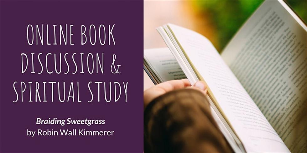 Online Book Discussion & Spiritual Study