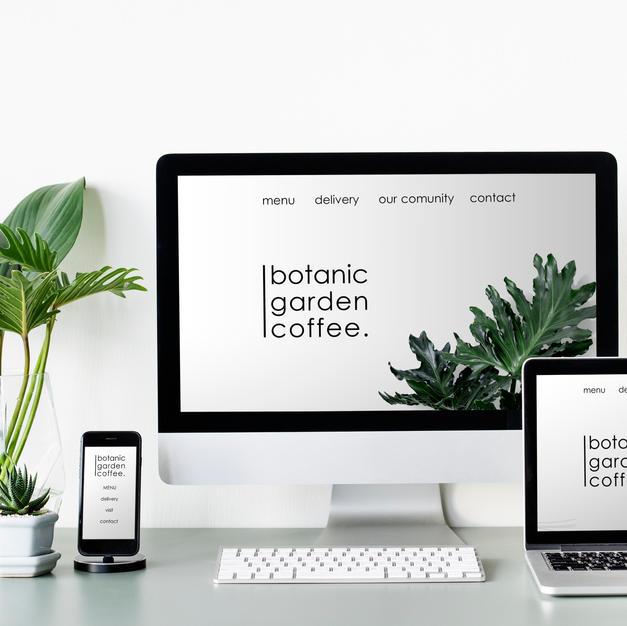 botanic garden coffee