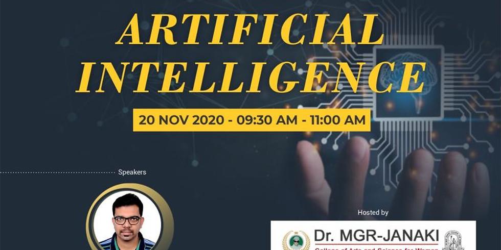 Artificial Intelligence Seminar Nov 2020