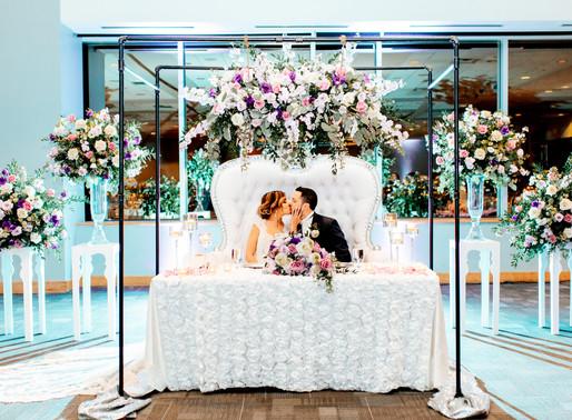 Michael & Karla's San Antonio Wedding | The Botanical Gardens