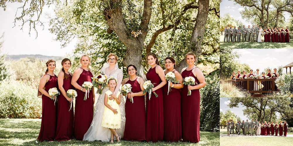 Wedding at The Milestone New Braunfels   San Antonio Wedding Photographer