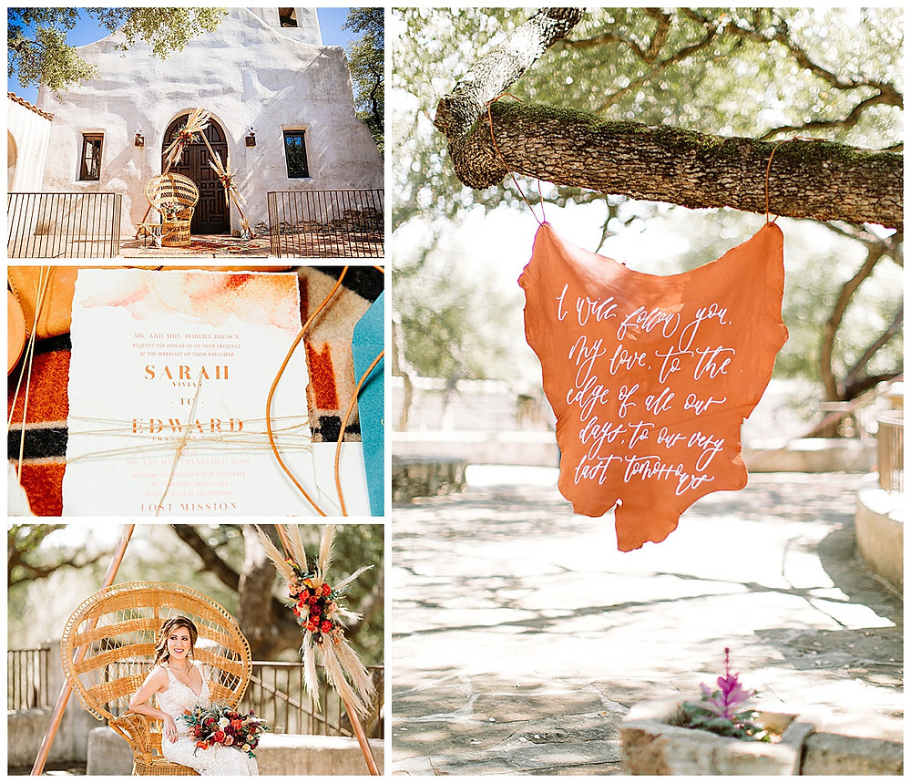 Southwestern Wedding | Hill Country Wedding | Lost Mission Wedding | Hill Country Wedding Planner | San Antonio Wedding Planner | Wedding Cake | Invitation Suite | Wedding Centerpiece | Wedding Ceremony | Lounge | Wedding Quote