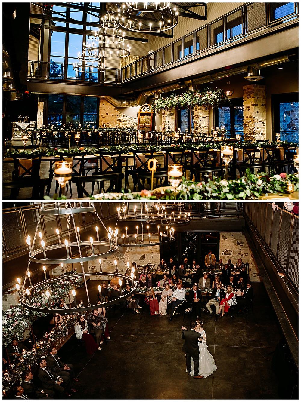 Park 31 Wedding | Spring Branch | Winter Wedding | Hill Country Wedding Planner | San Antonio Wedding Planner | Boerne Wedding Planner | Burgundy Bridal Bouquet | Wedding Ceremony | Winter Wedding Colors | Wedding Reception | Park 31 Reception | Greenery Wedding