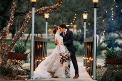 Boerne Wedding Photographer |  | Snap Chic Photography | Night Portrait | Snap Chic Photography | San Antonio Wedding Photographer | Wedding at Park 31 | Park 31 Wedding