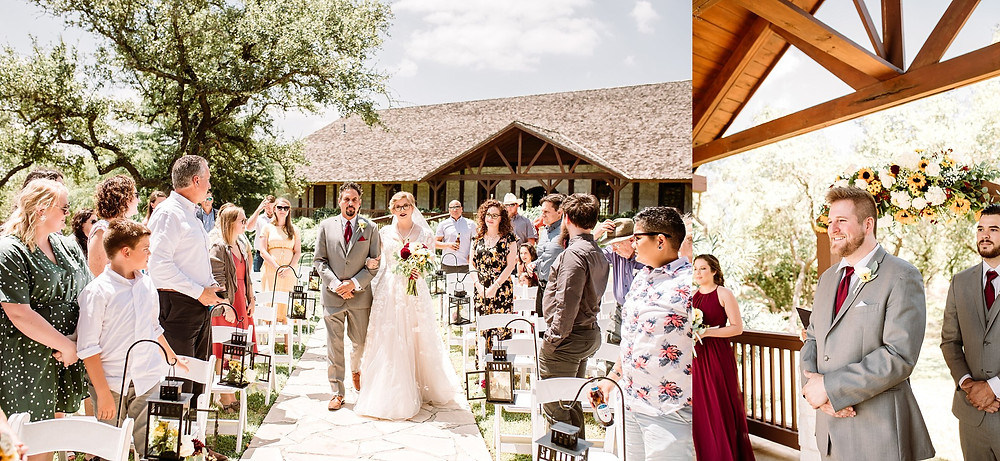 Wedding at The Milestone New Braunfels | Boerne Wedding Photographer