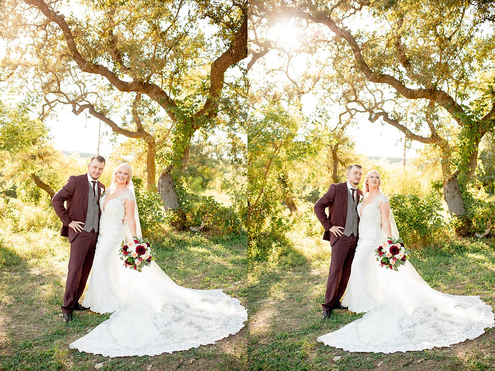 Wedding at The Oaks at Heavenly Wedding Venue in Helotes, TX | San Antonio and Boerne Wedding Photographer | Snap Chic Photography