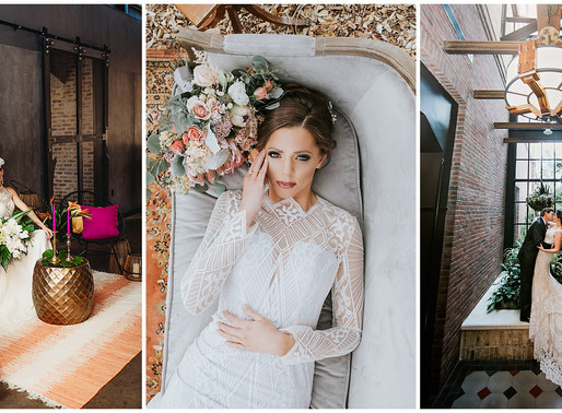 Vendor Spotlight: A. Cherie Couture   Custom Wedding Gowns   San Antonio, TX   Snap Chic Photography
