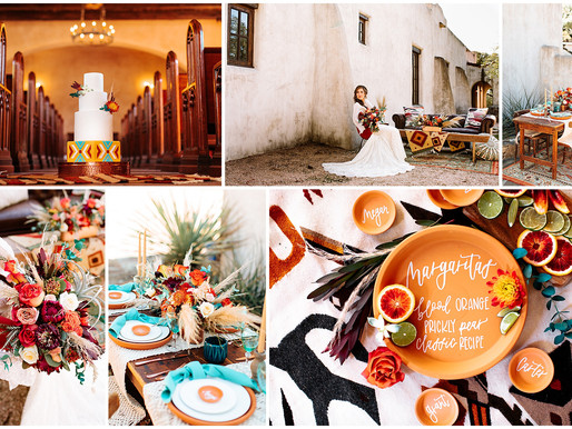 Southwestern Wedding Styled Shoot at Texas Hill Country Venue, Lost Missions | Snap Chic Photography