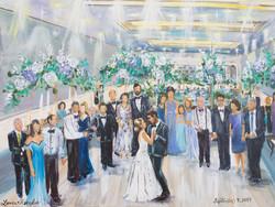 Texas Wedding Painter