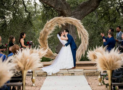 Bethany & Erik's Wedding   Park 31, Spring Branch, TX