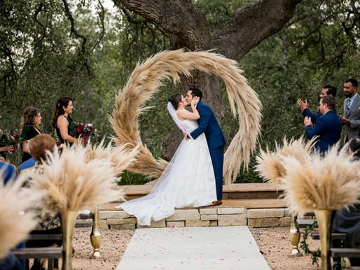 Bethany & Erik's Wedding | Park 31, Spring Branch, TX