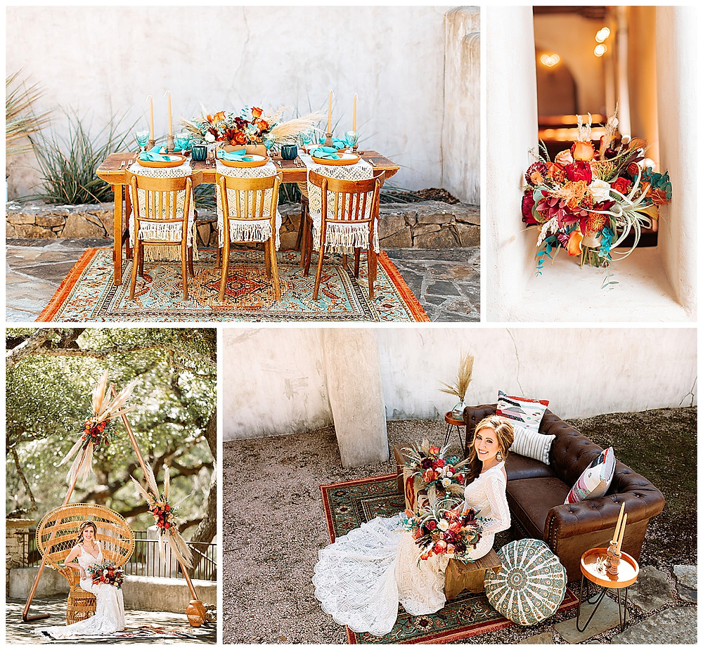 Southwestern Wedding | Hill Country Wedding | Lost Mission Wedding | Hill Country Wedding Planner | San Antonio Wedding Planner | Wedding Cake | Invitation Suite | Wedding Centerpiece | Wedding Ceremony | Reception Table