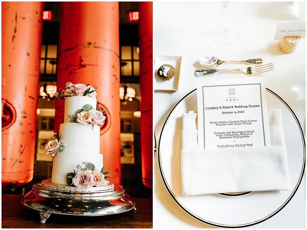 Wedding at Hotel Emma, Snap Chic Photography, San Antonino Wedding Photographer