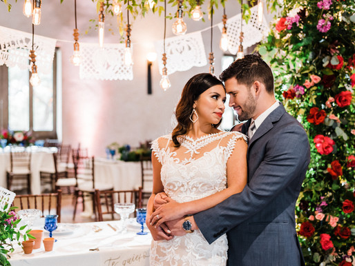 A Styled Shoot at Lost Mission | Boerne + San Antonio, TX Wedding Planner