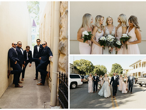 A Historic Downtown Wedding in Kerrville, TX | Schreiner Mansion