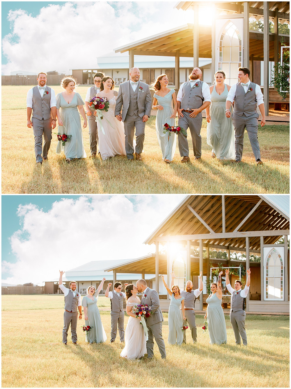 Wedding at The Allen Farmhaus - Snap Chic Photography - San Antonio, New Braunfels and Boerne Wedding Photographer, The Allen Farm Haus