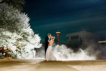 Boerne Wedding Photographer | Snap Chic Photography | Night Portrait | Snap Chic Photography | San Antonio Wedding Photographer | Hill Country Wedding Photographer | Wedding at Ivy Hall | Downtown San Antonio Wedding Venues