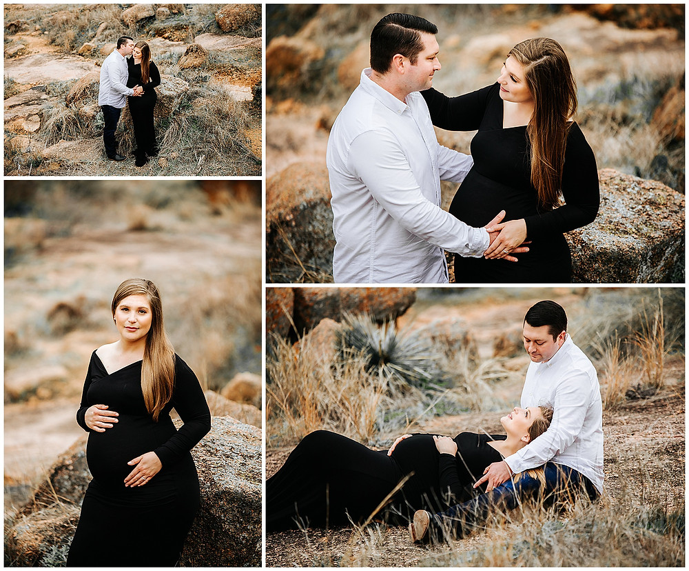 Snap Chic Photography's Maternity Sessions Photoshoot Boerne Texas