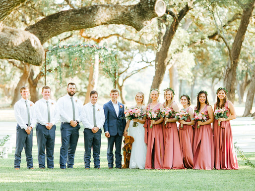 """A """"Fur"""" Ever Love Story at The Oaks at Boerne 