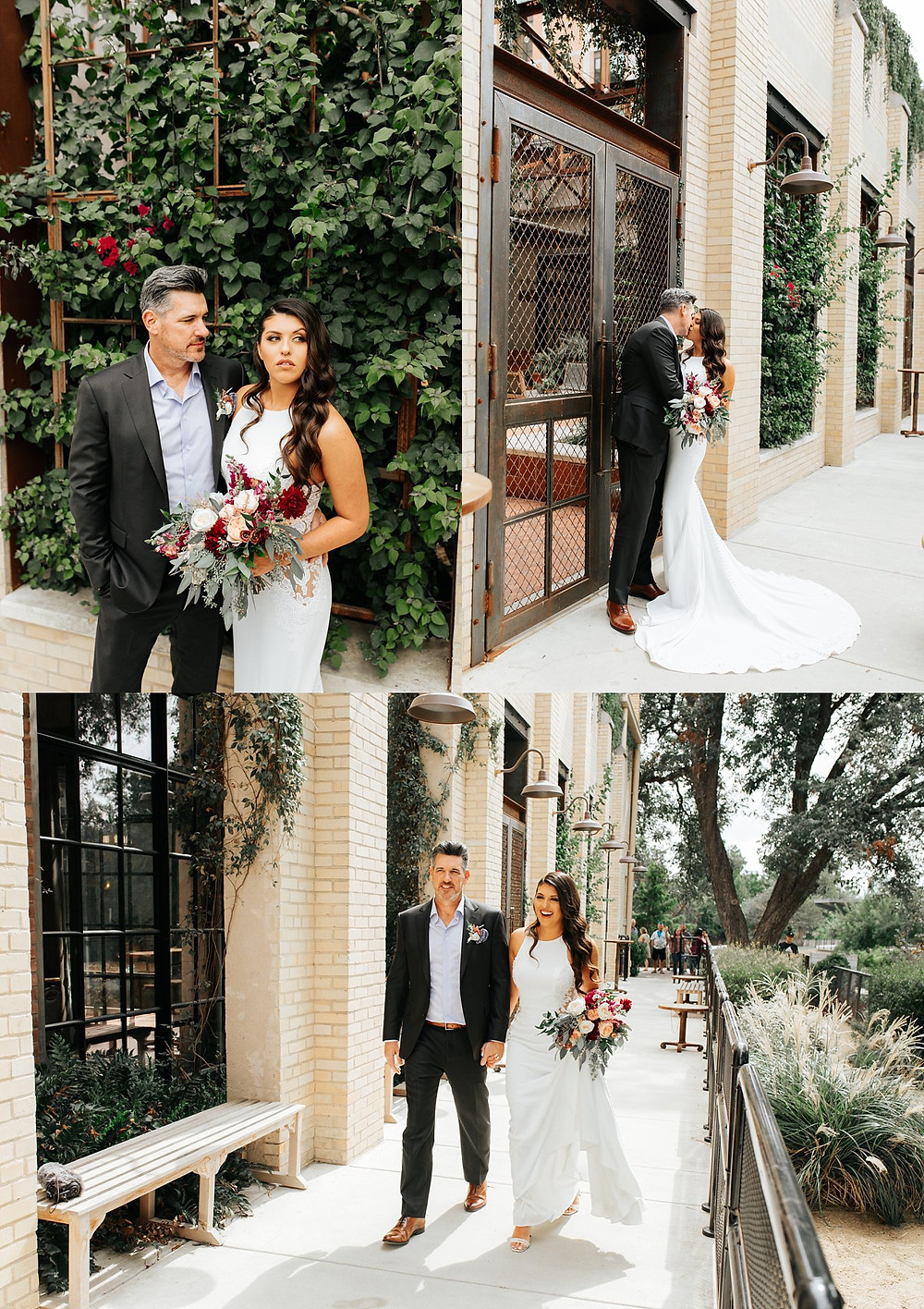 Hotel Emma Wedding in San Antonio, TX by Snap Chic Photography | San Antonio + Boerne Wedding Photographer