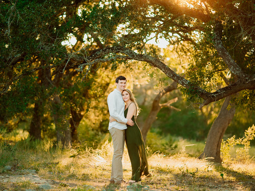 A Park 31 Engagement | Rachael + Thomas | Snap Chic Photography | Boerne, TX Wedding Photographer