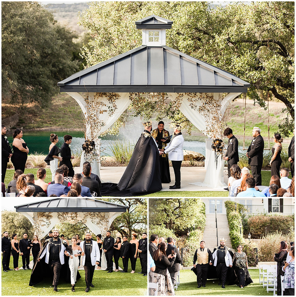 Wedding at the Kendall Point, Boerne Texas Wedding Venue
