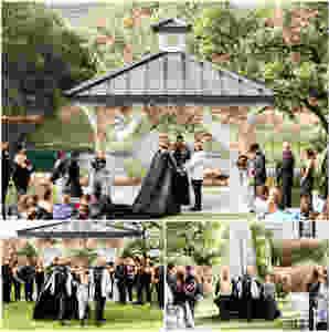 Wedding at the Kendall Point, Boerne Texas Wedding Venue