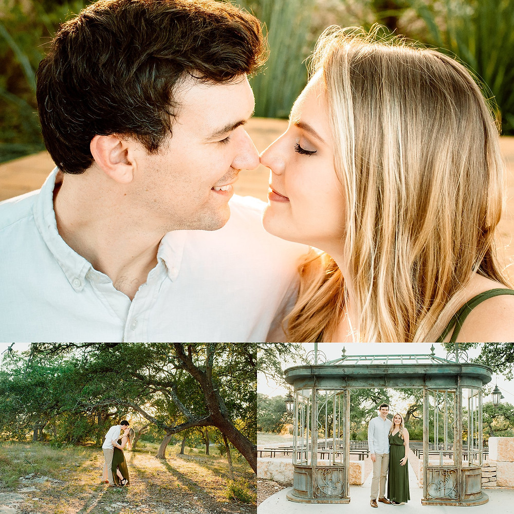 Boerne Wedding Photography | Park 31 Wedding Venue | Engagement Session at Park 31 in Boerne, TX | Snap Chic Photography