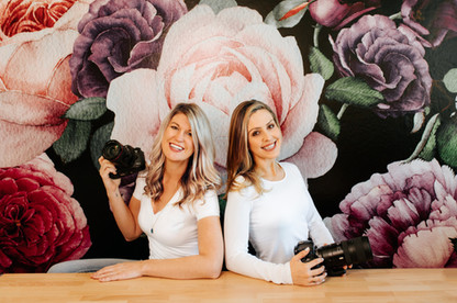 Kate Roy and Annakyi Gilber of Snap Chic Photography   Boerne Photographers