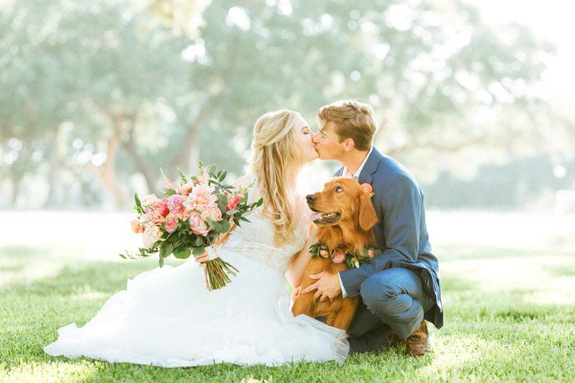 Wedding at The Oaks at Boerne | San Antonio Wedding Photographer | Snap Chic Photography