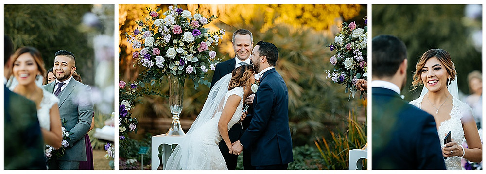 San Antonio Botanical Garden | Rosenberg Skyroom | San Antonio Wedding | Winter Wedding | San Antonio Wedding Planner | Boerne Wedding Planner | Hill Country Wedding | Wedding Vows