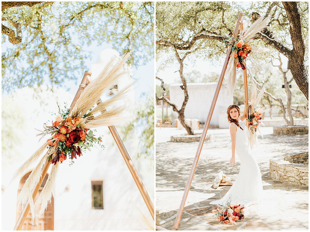 snap chic photography, southwest styled shoot, Texas hill country wedding photographer, Boerne Texas weddings