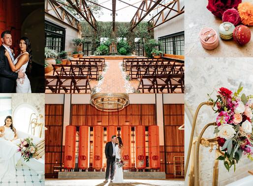 Hotel Emma Wedding | Laryn + Jason | San Antonio, TX